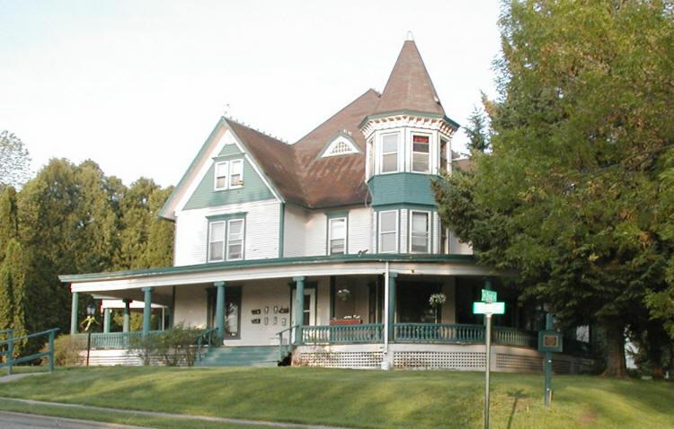 Historic Homes Of Neillsville Wisconsin